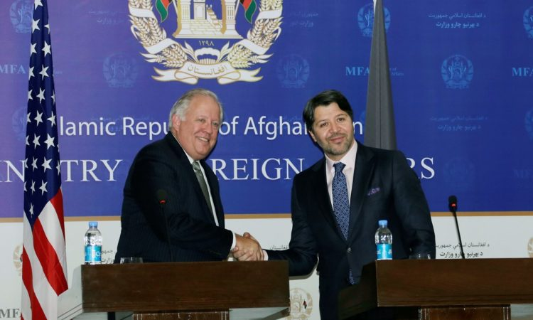 Under Secretary of State for Political Affairs Thomas Shannon Travels to Afghanistan and Austria