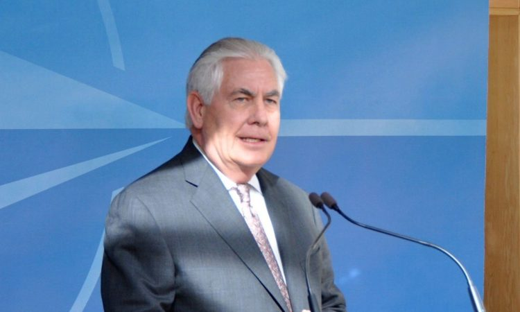 Remarks by Secretary of State at NATO Foreign Ministerial Intervention