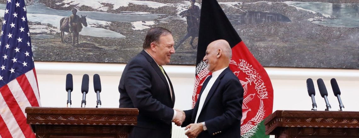 U.S. Secretary of State Michael R. Pompeo Press Availability with President Ghani