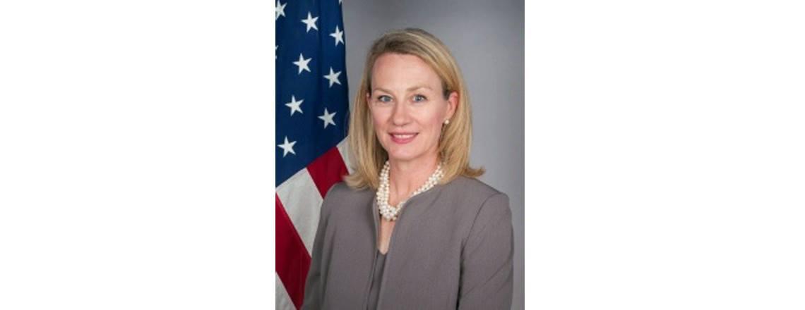 Principal Deputy Assistant Secretary Alice Wells Visits Kabul
